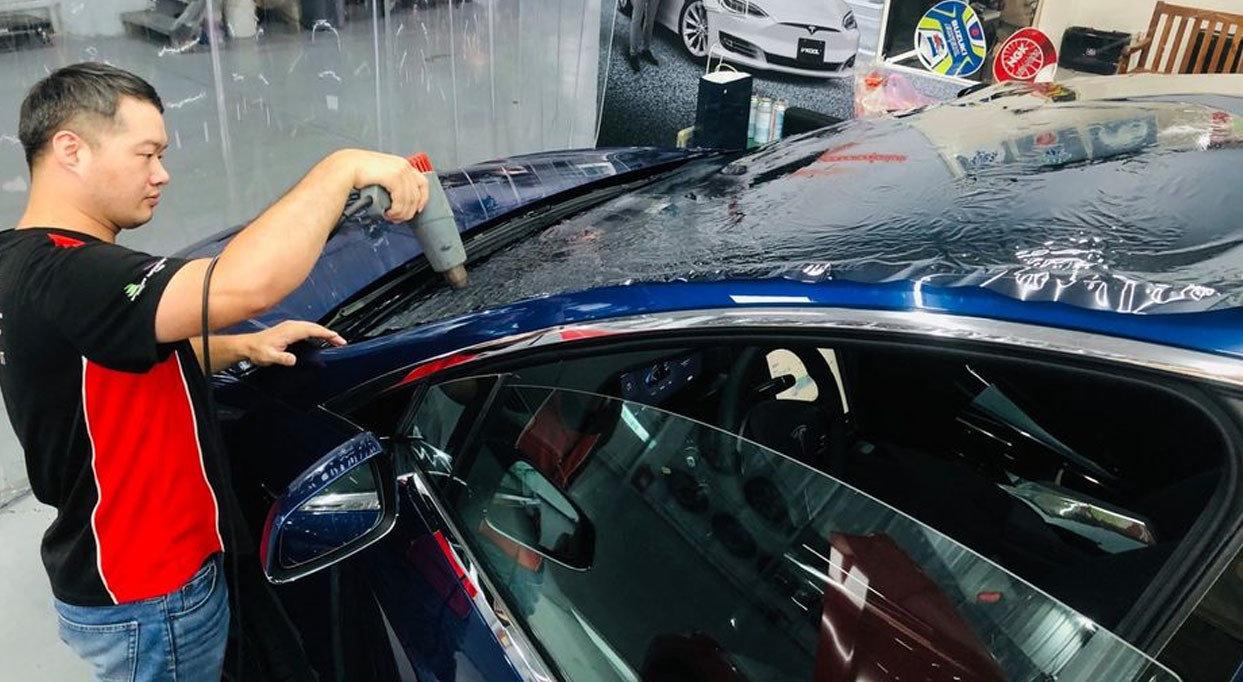 【TEC model 3 新車套組施做分享(二)】