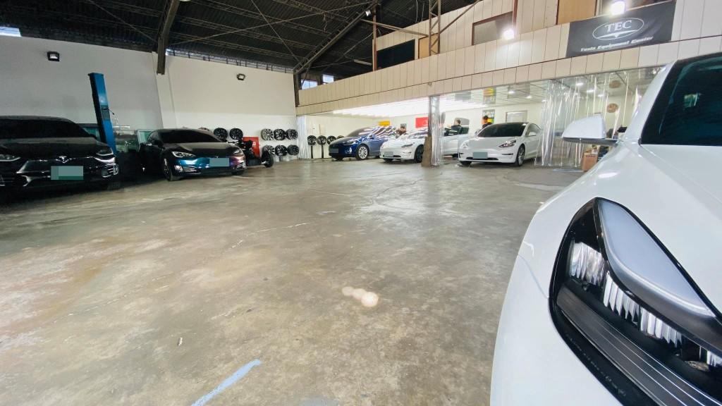 【TEC Model 3 新車套組施作分享】