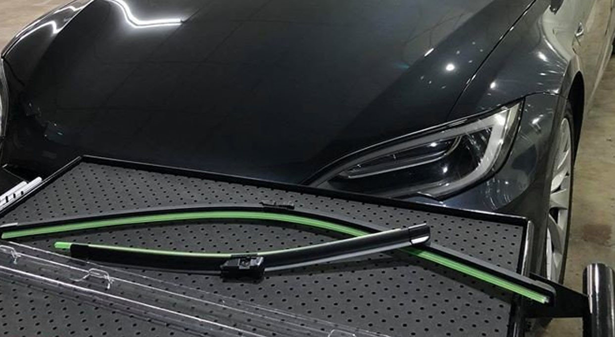 【 TEC 特斯拉 Model S/X專用型雨刷】