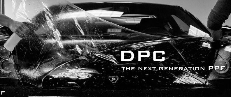 【TEC-新世代犀牛甲DPC-頂尖的車身亮澤技術】