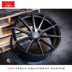【特斯拉TESLA - 全車系S/X/3 輕量化旋壓輪框】