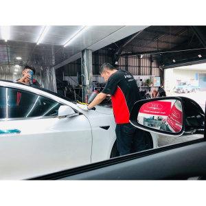 【TEC MODEL S 新車套組隔熱紙分享】