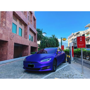 【TEC Model S 全車改色膜分享】