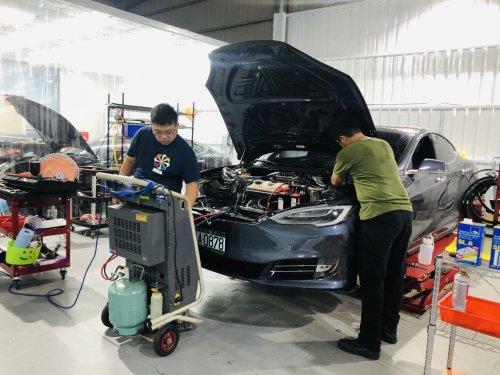 【TEC Model S 車輛保養分享】